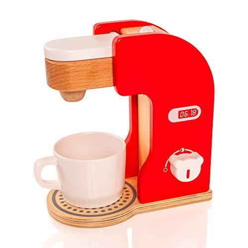 VIGA #50234 - Macchina per Il caffè Giocattolo in Legno