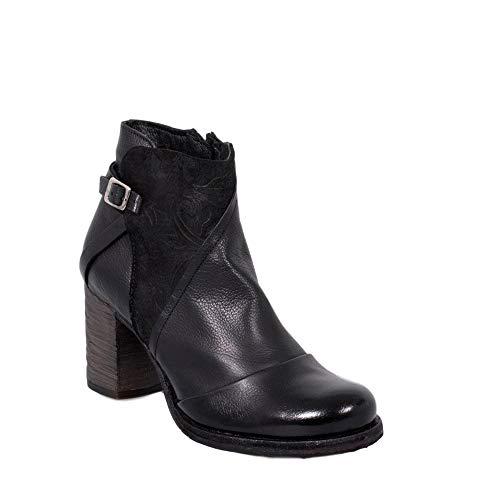 Felmini Damen Stiefeletten Gianina B374 Black schwarz 580484