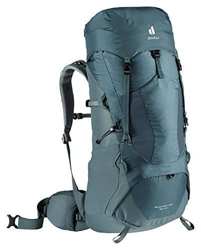 Deuter Unisex– Adult's Aircontact Lite 50+10 Trekking Backpack,...