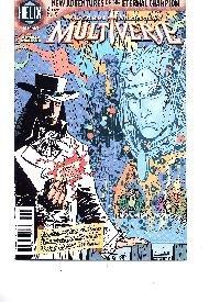 Comic Multiverse #2 Helix/DC Book