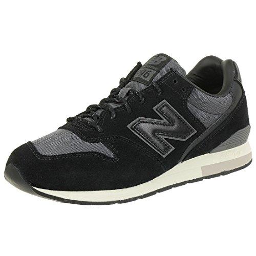 New Balance Unisex-Erwachsene MRL996-MS-D Sneaker, Schwarz, 40 EU