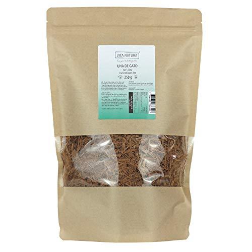 Vita Natura Una de Gato, Cat´s Claw, Katzenkrallen Tee, 1er Pack (1 x 250 g)