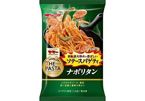 【冷凍】日清フーズ マ・マー THE PASTA ソテースパゲティ ナポリタン X6袋