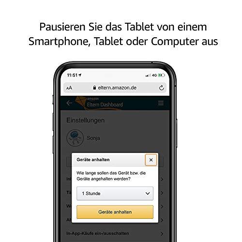 Amazon Fire HD 10 – Kinder-Tablet – Kids Edition (2020) – 10,1 Zoll, 32 GB - 5