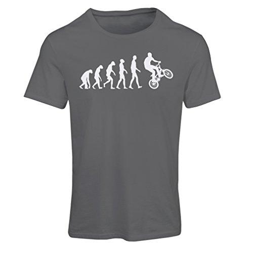lepni.me dames T-shirt Evolution van de fiets