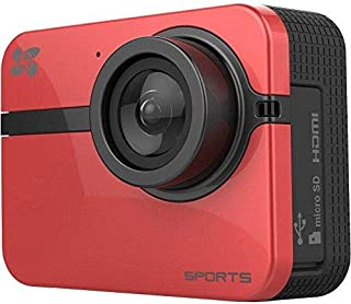 EZVIZ S1 One Action Camera Sports camera HD 1080P 60FPS WiFi Enabled (Red)