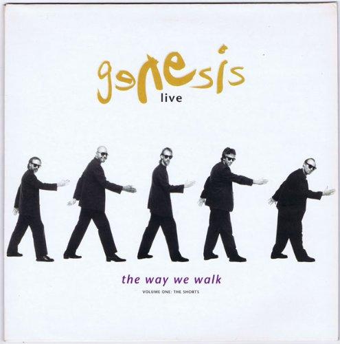 Genesis - The way we walk (volume one: the shorts) - LP