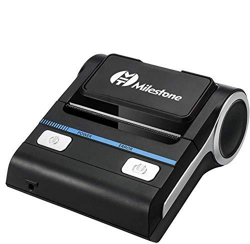 80mm Thermodrucker Bluetooth Quittung ios Android POS USB Quittung Bill Ticket Drucker Maschine MHT-P8001 Geschäft zu Hause Kann nur die englische Sprache drucken, nicht die deutsche
