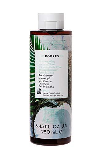 Korres COCONUT WATER Duschgel, 1er Pack (1 x 250 ml)