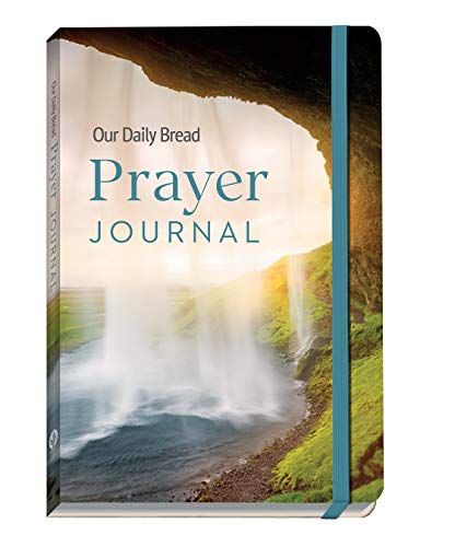 Our Daily Bread Prayer Journal