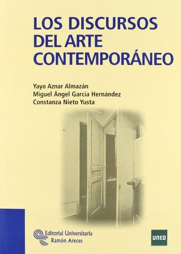 Los Discursos Del Arte Contemporáneo (Manuales)