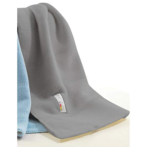 Wool Blanket Cot Gray