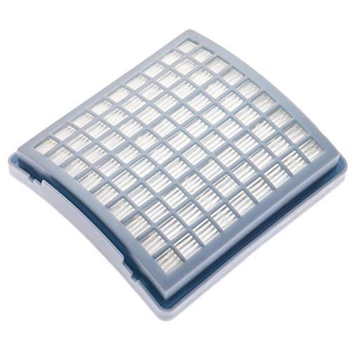 vhbw Staubsaugerfilter Ersatz für Miele 7364560, SF-H10 für Staubsauger HEPA Abluft-Filter