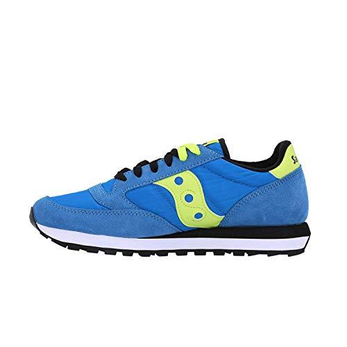 Saucony Sneakers 2044 Jazz O' Sneakers BLUEBRIGHTYELLOW 11,5