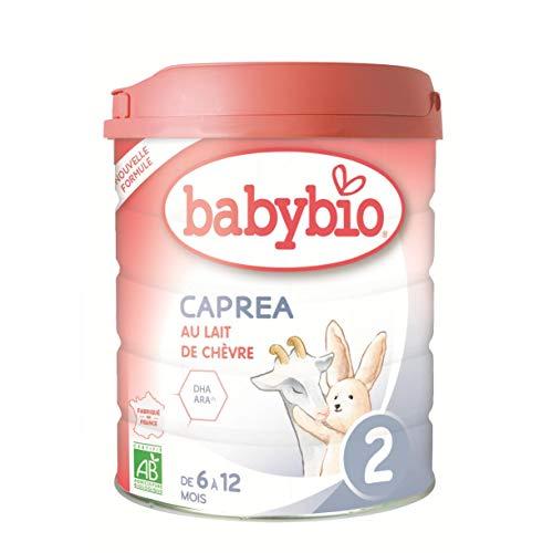 BabyBio Leche Caprea 2 Bio 800 G 800 g