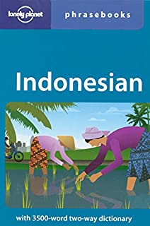 Indonesian: Lonely Planet Phrasebook
