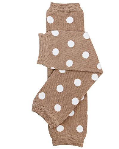 polka dot unisex leg warmers