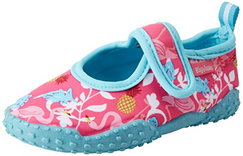 Playshoes Zapatillas de Playa con protección UV Flamenco,...