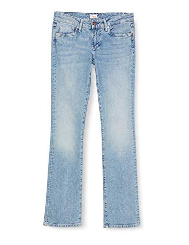 Pepe Jeans Damen Piccadilly Bootcut Jeans Herren, Blau (000Denim 000), 31W / 32L