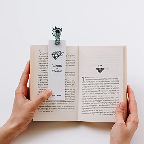 Dire Wolf Bookmark Game of Thrones …