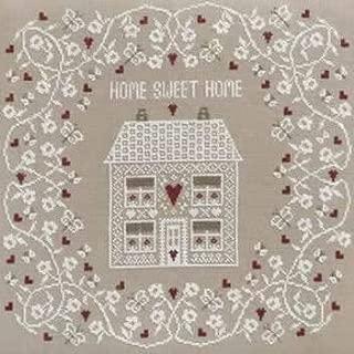 home sweet home cross stitch samplers