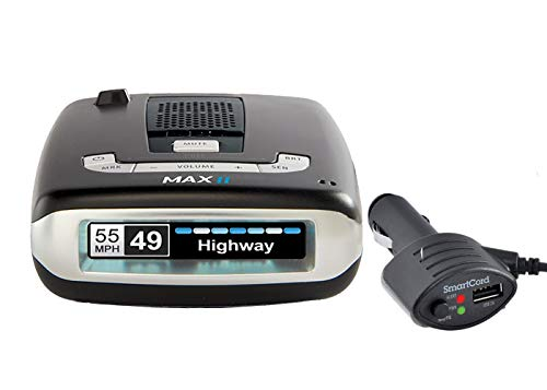 Best Review Of Escort MAXII Platinum - Radar Laser Detector w/Smartcord Live, AutoLearn Technology, ...