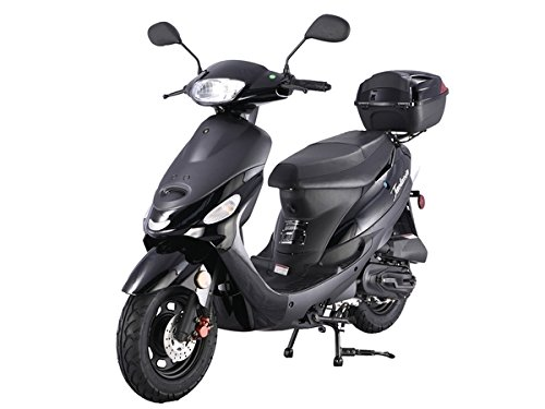 TAO SMART DEALSNOW Brings Brand New 50cc Gas Fully Automatic Street Legal Scooter TaoTao ATM50-A1
