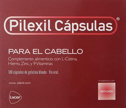 Pilexil 100 Capsules