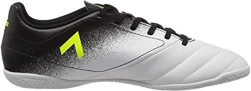 adidas Ace 17.4 In Zapatillas de Fútbol Hombre, Multicolor (Ftwbla/Amasol/Negbas), 42 EU (8 UK)