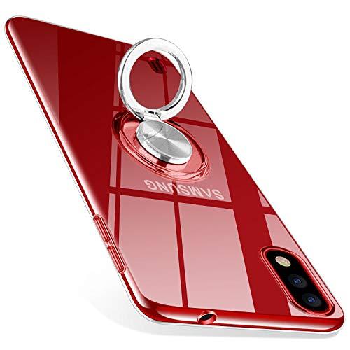 ZHIYIWU Samsung Galaxy A01 Case Transparent Clear Ultra...