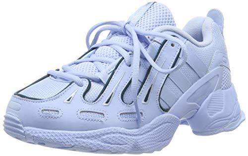 adidas EQT Gazelle W, Zapatillas de Gimnasia Mujer, Azul (Glow Blue/Glow Blue/Tech Mineral Glow Blue/Glow Blue/Tech Mineral), 43 1/3 EU