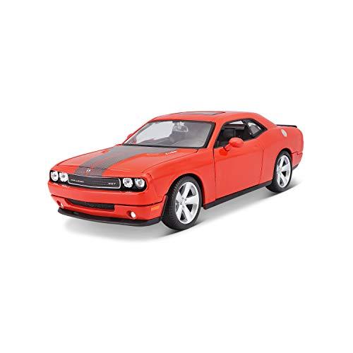 Maisto 531280 - Dodge Challenger 2008 1:24, colori assortiti
