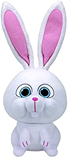 Ty Beanie Babies Secret Life of Pets Snowball The Bunny Regular Plush