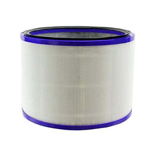 U-kitz 1 pc DP01 Cleaner Air Top Filtre for Dyson Cool Pur Lien de Purification d'air Bureau Ventilateur 967449-04 Modèle HP02 Filtres Pièces Accessoires