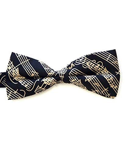 Bow Tie Black Mozart