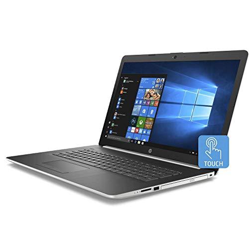 Premium 2019 Newest HP Pavilion 17.3' HD+ Business Touchscreen Laptop AMD Quad-Core Ryzen 5 2500U i7-7500U, 12GB RAM, 1TB SSD, 1TB HDD, AMD Radeon Vega 8 DVD WiFi BT 4.2 Backlit KB Win 10 (Renewed)
