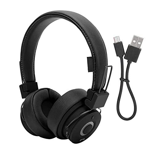 Bluetooth 4.1 Auriculares inalámbricos, Auriculares para el Obras MP3 Reproductor de música MP3 Tarjeta de Memoria de Soporte, Auriculares Auriculares Cancelación Auriculares Auriculares MP3 / WMA/W