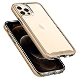 Caseology Skyfall Cover Compatibile con iPhone 12 PRO Compatibile con iPhone 12 - Gold