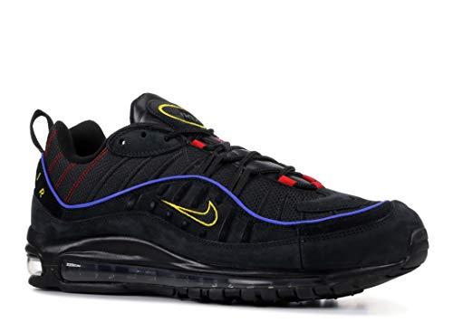 Nike Air MAX 98, Zapatillas para Correr para Hombre, Noir, 36.5 EU