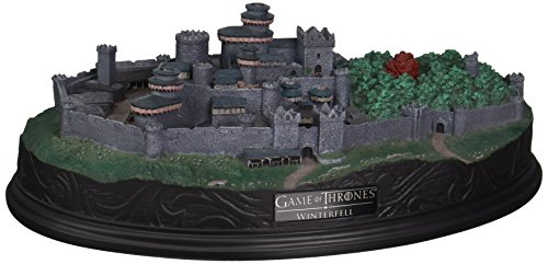 Factory Entertainment Game of Thrones Winterfell Castle Sculpture, Multi-Colored, Model:408809