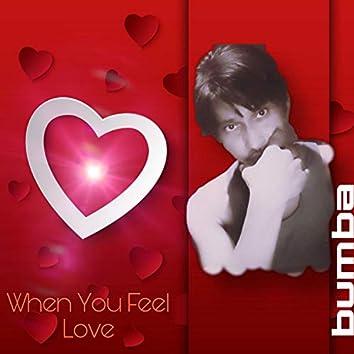 When You Feel Love
