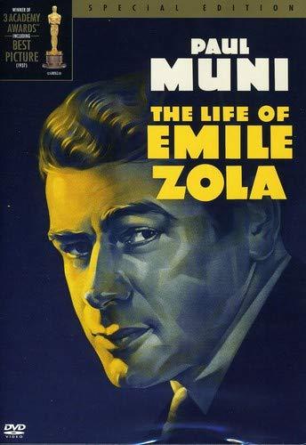 Life of Emile Zola [Reino Unido] [DVD]