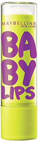Gemey Maybelline Baby Lips - Mint Fresh - Baume à Lèvres Protecteur 8 Heures.