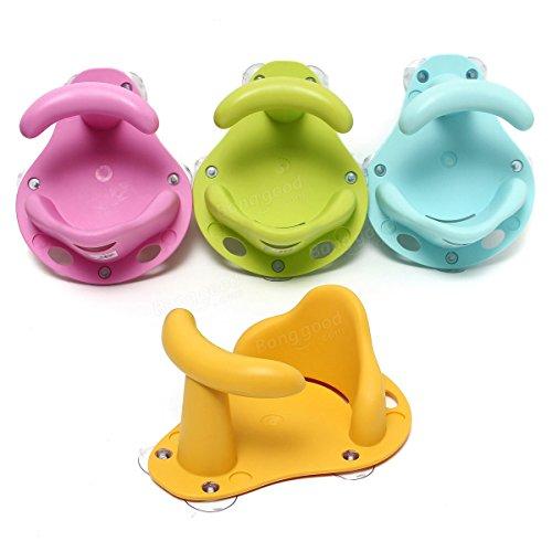 Bazaar 4 couleurs baignoire bébé anneau siège enfants en bas âge douche tout-petits enfants contre chaise glissement de sécurité de sécurité