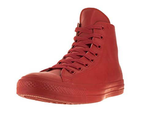 Converse Unisex-Erwachsene All Star X Hi Rubber High-top, rot, 40 EU