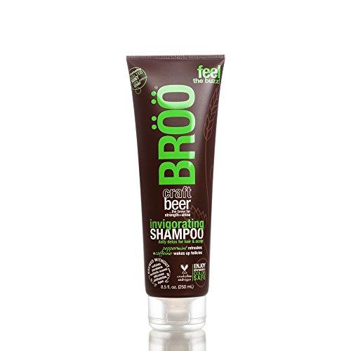 BRÖÖ Craft Beer Invigorating Shampoo