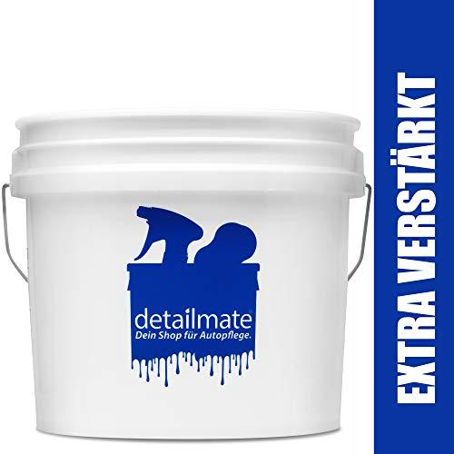 Auto Handwäsche: New detailmate Wash Bucket Wasch Eimer 3,5 Gallonen (ca.12,5 Liter) Made by GritGuard