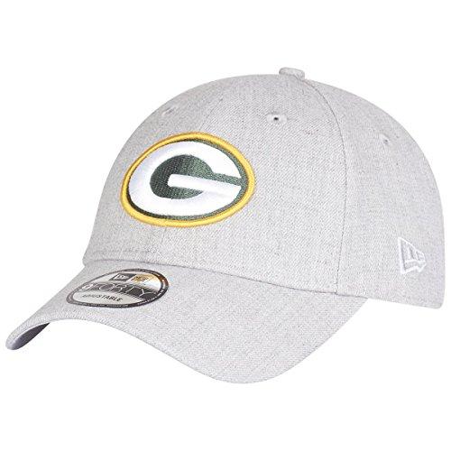 New Era 9Forty Cap - Green Bay Packers Heather grau