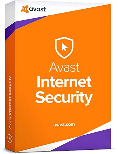 Avast Internet Security 2019 | 1 PC | 2 ans
