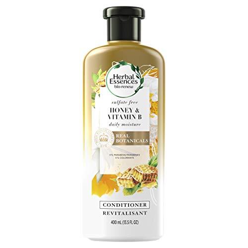 Herbal Essences Bio:Renew Honey and Vitamin B Sulfate-Free Conditioner, 400ml